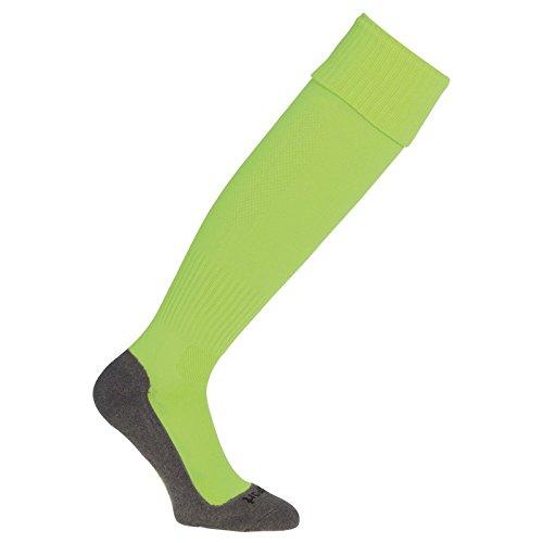 uhlsport Fußballstutzen Team Pro Essential, grün flash