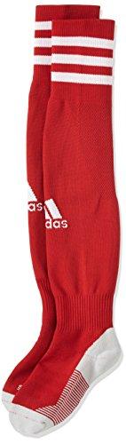 adidas Adisock 18 Fussballstrümpfe, Power Red/White