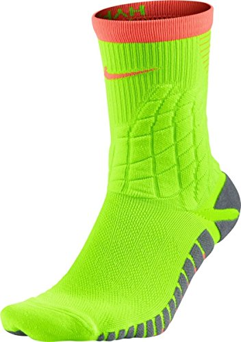 Nike Strike Hypervenom Crew Socken Herren, grün