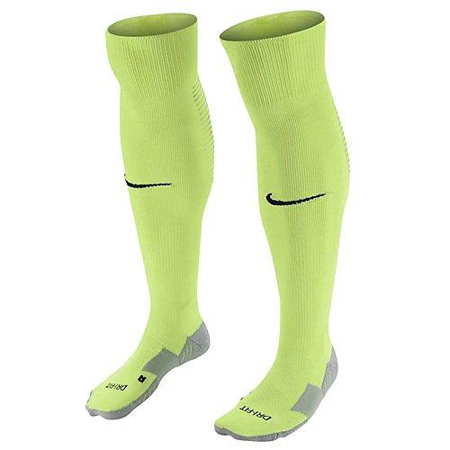Nike Team Matchfit Core OTC Fußballstutzen, Barely/Volt/Schwarz