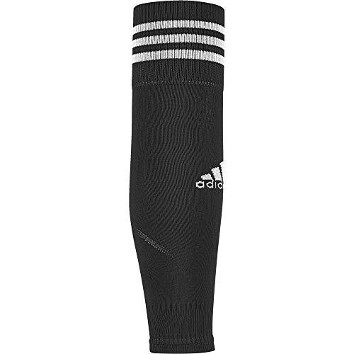 adidas Erwachsene Team Sleeve 18 Stutzen, Black/White